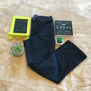 Not Your Daughters Jeans Jeans Dark Blue 6P